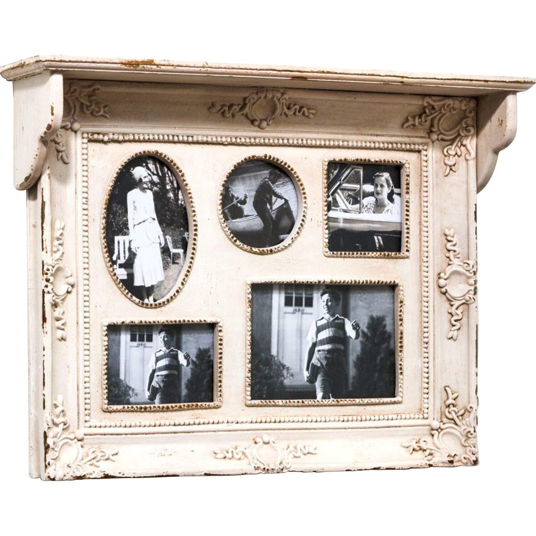 Best of home Bilderrahmen Louise 38 cm x 51 cm Weiß kaufen bei OBI