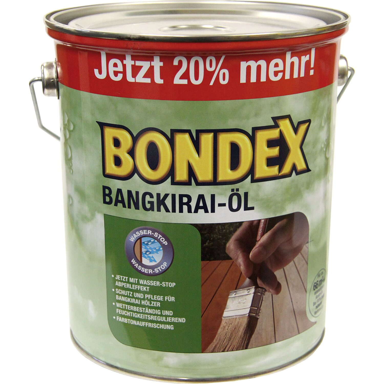 BONDEX Bondex Bangkirai-Öl 3 l