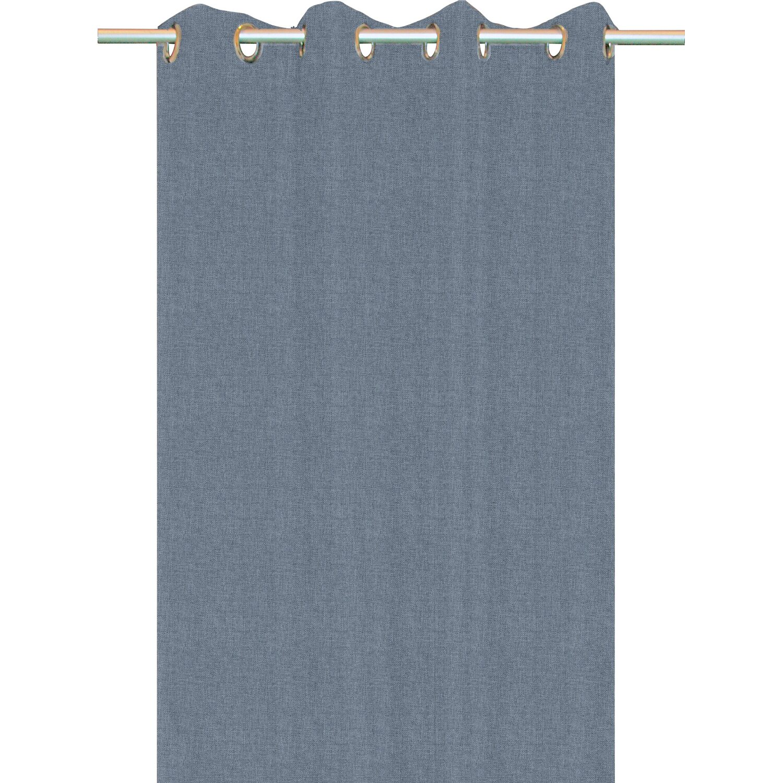 Bennetti Ösenschal Jeans 140 cm x 245 cm
