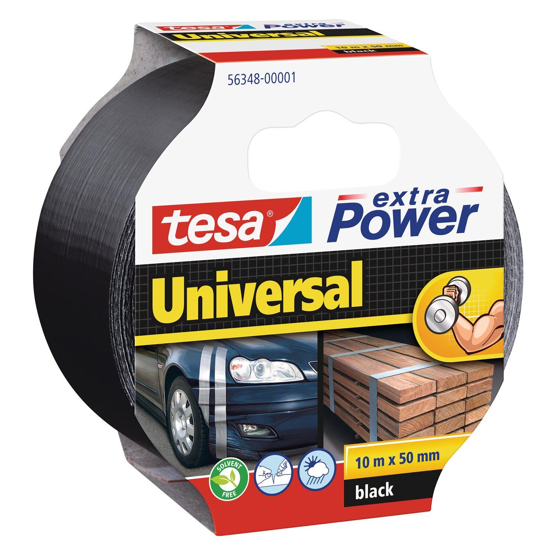Favorit Tesa Extra Power Universal Schwarz 10 m x 50 mm kaufen bei OBI YH61