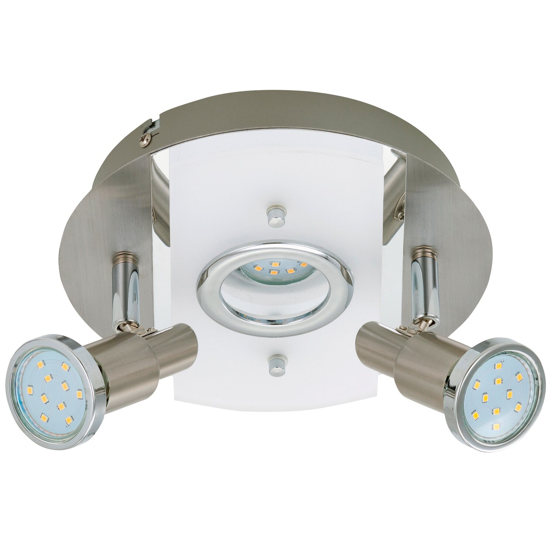 rabatt wohnen lampen leuchten led beleuchtung led strahler led spots. Black Bedroom Furniture Sets. Home Design Ideas