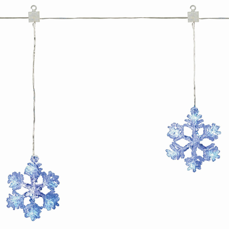 obi led schneeflockenvorhang 35 led blau 0 3 m x 1 2 m kaufen bei obi. Black Bedroom Furniture Sets. Home Design Ideas