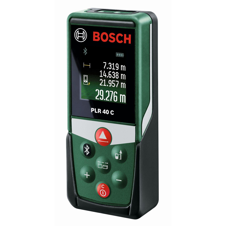 bosch laser-entfernungsmesser plr 40 c kaufen bei obi