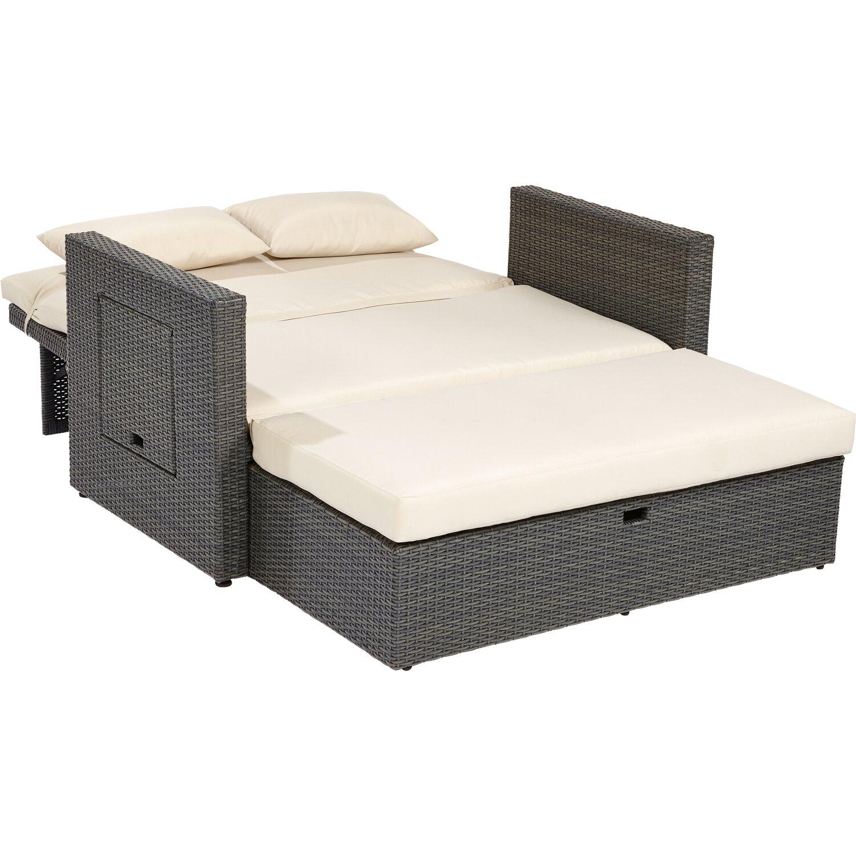gartenmobel multifunktionssofa interior design und m bel ideen. Black Bedroom Furniture Sets. Home Design Ideas