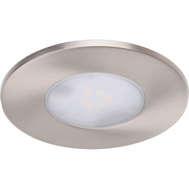 iDual  LED-Einbauleuchte EEK: A+ Performa Satin 1er-Set