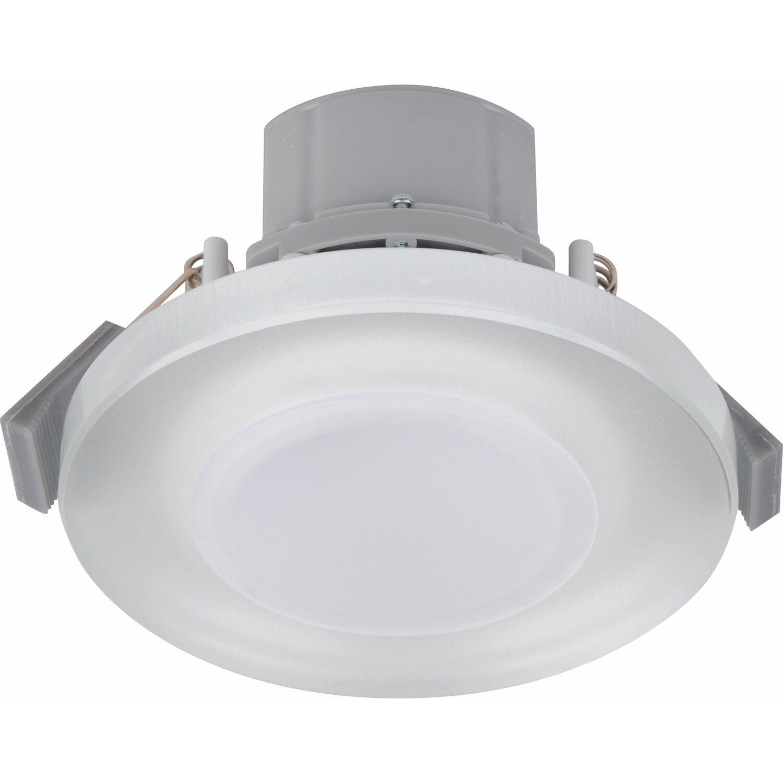 iDual LED-Einbauleuchte Performa Glas 1er-Set EEK: A+ kaufen bei OBI