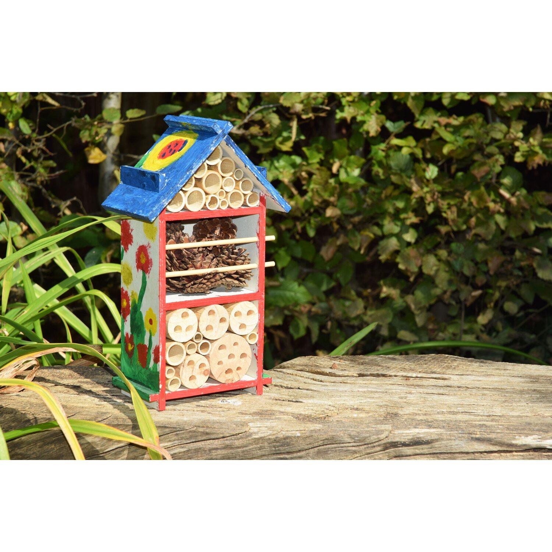 Insektenhotel Bausatz Fur Kinder Kaufen Bei Obi