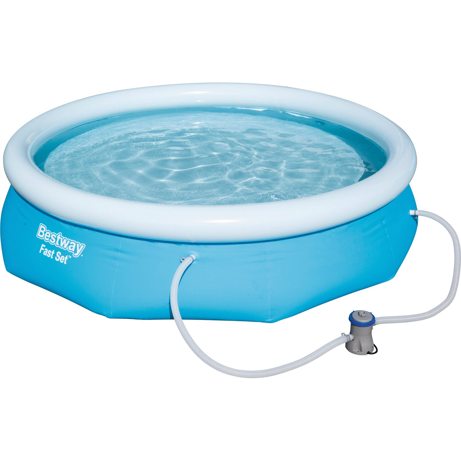 Bestway pool kaufen bei obi for Obi pool set