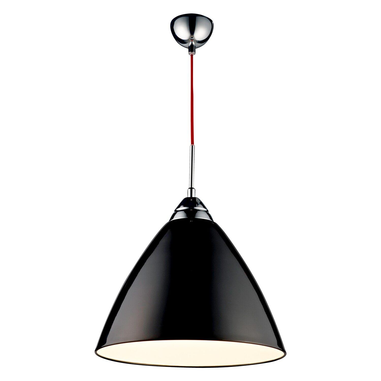 obi halogen pendelleuchte salorno schwarz eek c kaufen bei obi. Black Bedroom Furniture Sets. Home Design Ideas