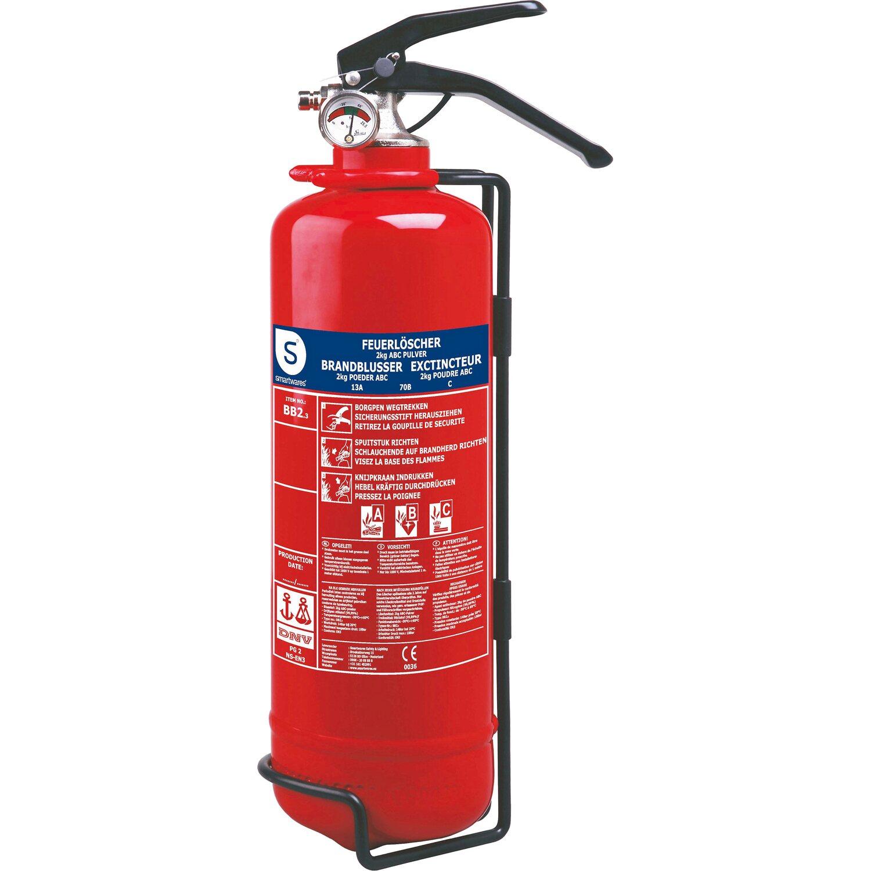 Häufig Feuerlöscher kaufen bei OBI YB61