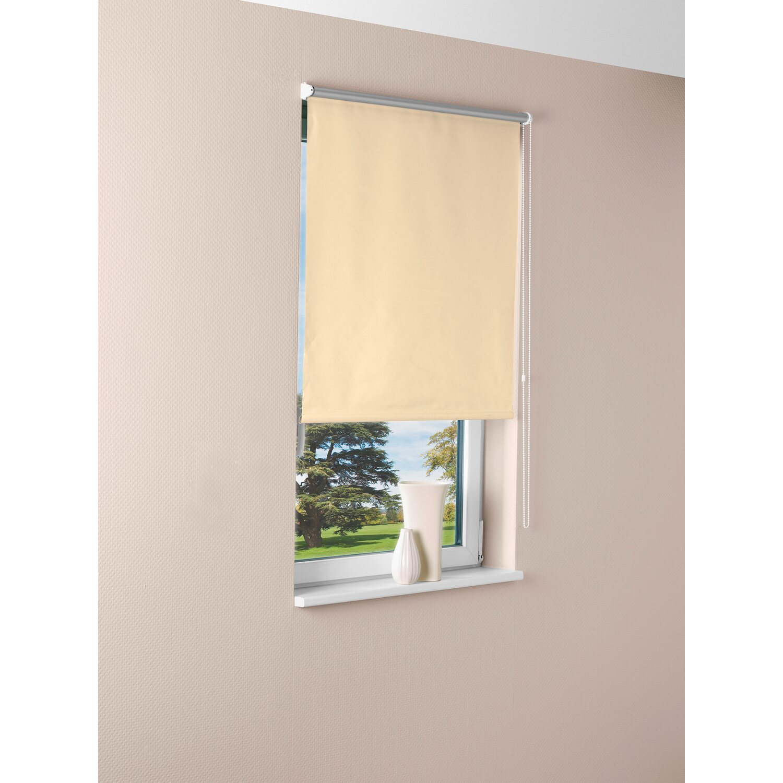 Jalousien Zum Einhängen Ins Fenster obi sonnenschutz rollo plona 45 cm x 175 cm beige kaufen bei obi