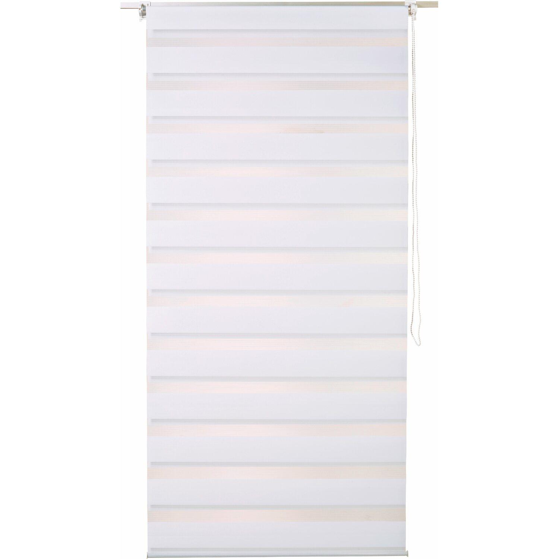 günstigen preis genießen helle n Farbe überlegene Leistung OBI Vario-Rollo Selva 45 cm x 180 cm Weiß