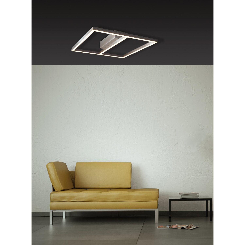 paul neuhaus led deckenleuchte inigo 1 flammig eek a kaufen bei obi. Black Bedroom Furniture Sets. Home Design Ideas