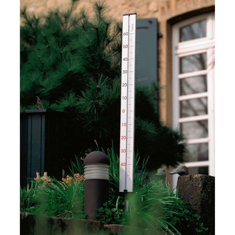 obi garten thermometer aluminium mit erdspie kaufen bei obi. Black Bedroom Furniture Sets. Home Design Ideas