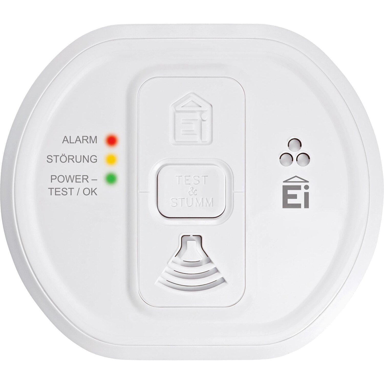 Ei Electronics Kohlenmonoxid-Melder Ei208 für 10 Jahre