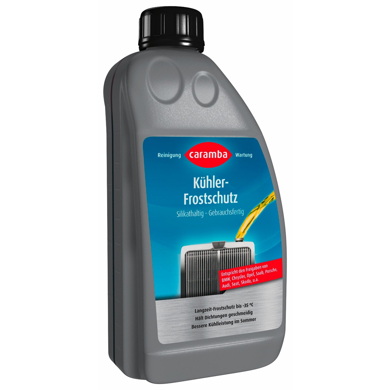Caramba  Kühlerfrostschutz Fertigmix Silikathaltig 1 l