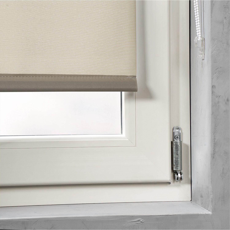 cocoon easy fix rollo tageslicht taupe 45 cm x 150 cm kaufen bei obi. Black Bedroom Furniture Sets. Home Design Ideas