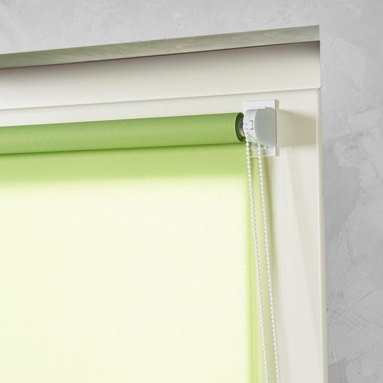 cocoon easy fix rollo tageslicht gr n 45 cm x 150 cm. Black Bedroom Furniture Sets. Home Design Ideas