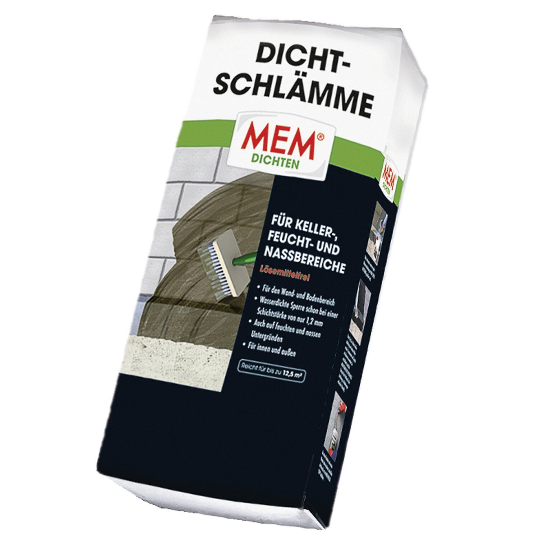 MEM Dicht-Schlämme 25 kg