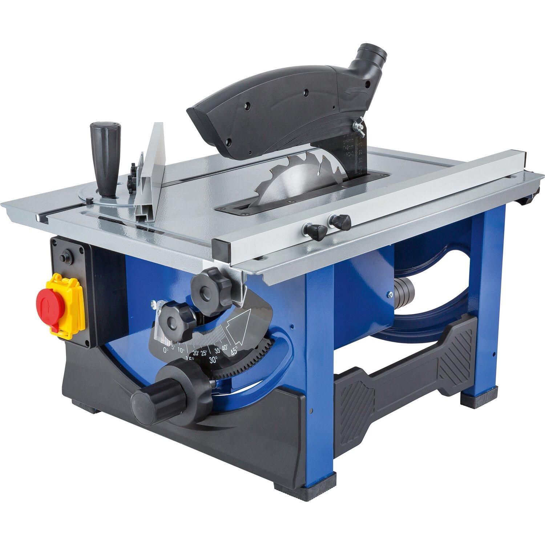 lux kompakte tischkreissäge tks-1200/210 a kaufen bei obi