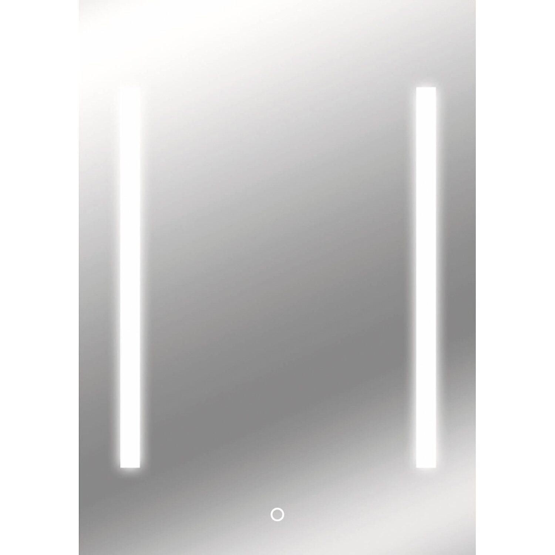 Lichtspiegel sirius 50 cm x 70 cm eek a kaufen bei obi - Badspiegel 50 x 70 ...