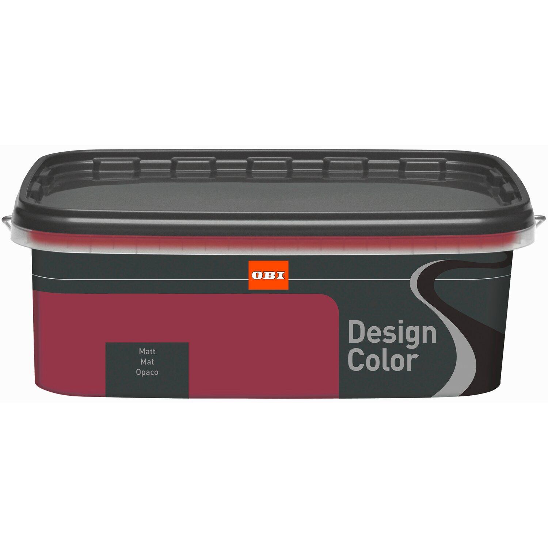 obi design color berry matt 1 l kaufen bei obi. Black Bedroom Furniture Sets. Home Design Ideas
