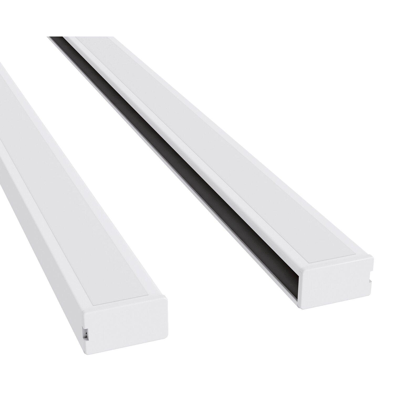 zubeh r g1 seitenf hrung f r kassettenrollo 130 cm kaufen bei obi. Black Bedroom Furniture Sets. Home Design Ideas