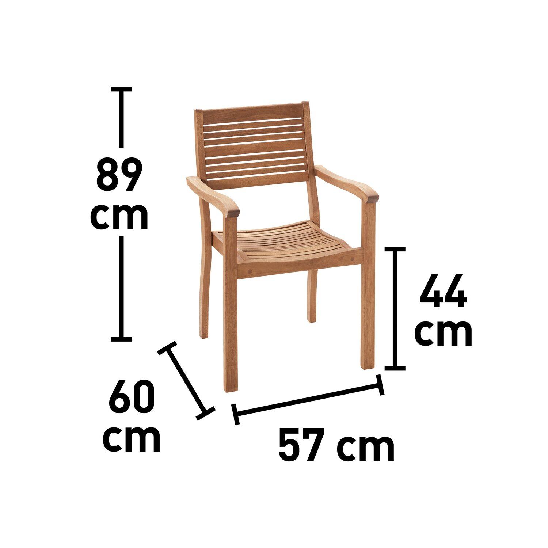 obi stapelstuhl chelsea kaufen bei obi. Black Bedroom Furniture Sets. Home Design Ideas
