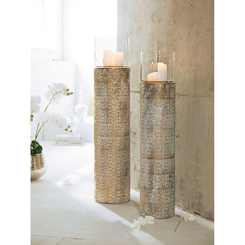best of home boden windlicht oriental 113 cm kaufen bei obi. Black Bedroom Furniture Sets. Home Design Ideas