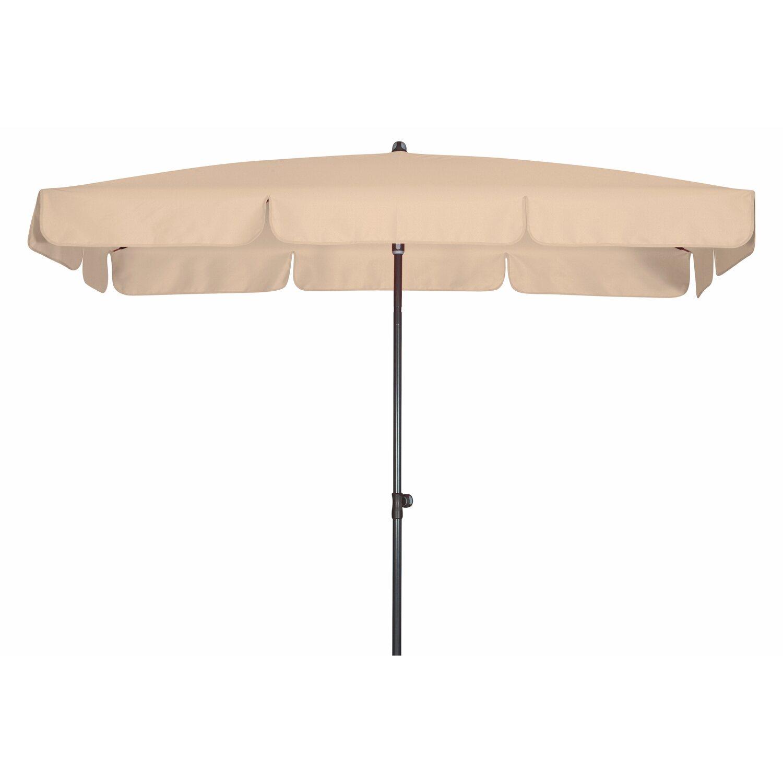 doppler sonnenschirm sunline waterproof rechteckig 225 x 120 cm natur kaufen bei obi. Black Bedroom Furniture Sets. Home Design Ideas