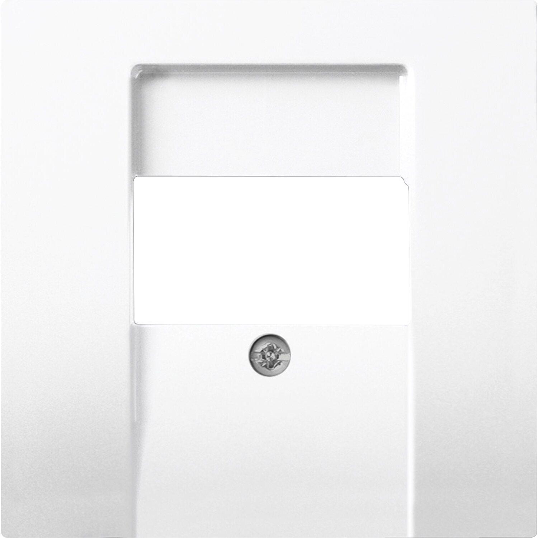 busch jaeger tae abdeckung solo studiowei kaufen bei obi. Black Bedroom Furniture Sets. Home Design Ideas