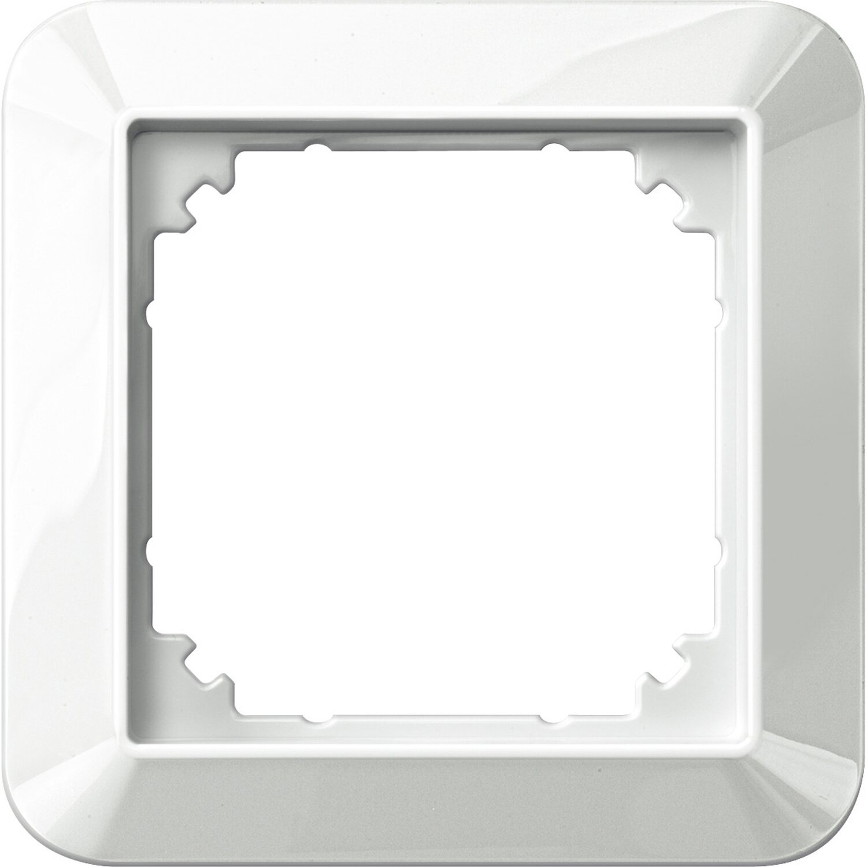 Merten Rahmen 1-fach System M Polarweiß kaufen bei OBI