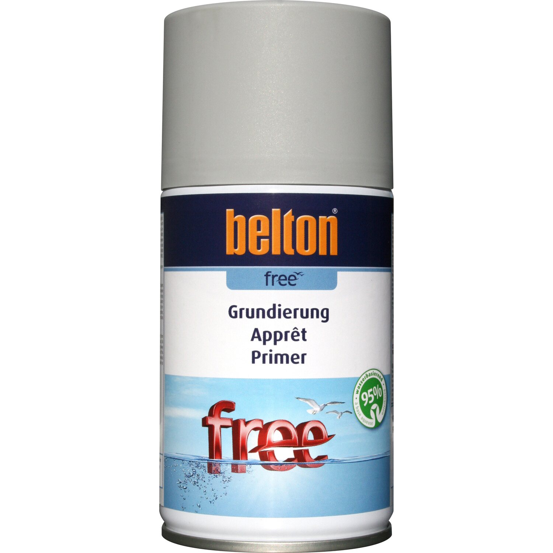 belton Belton Free Grundierung Grau matt 250 ml