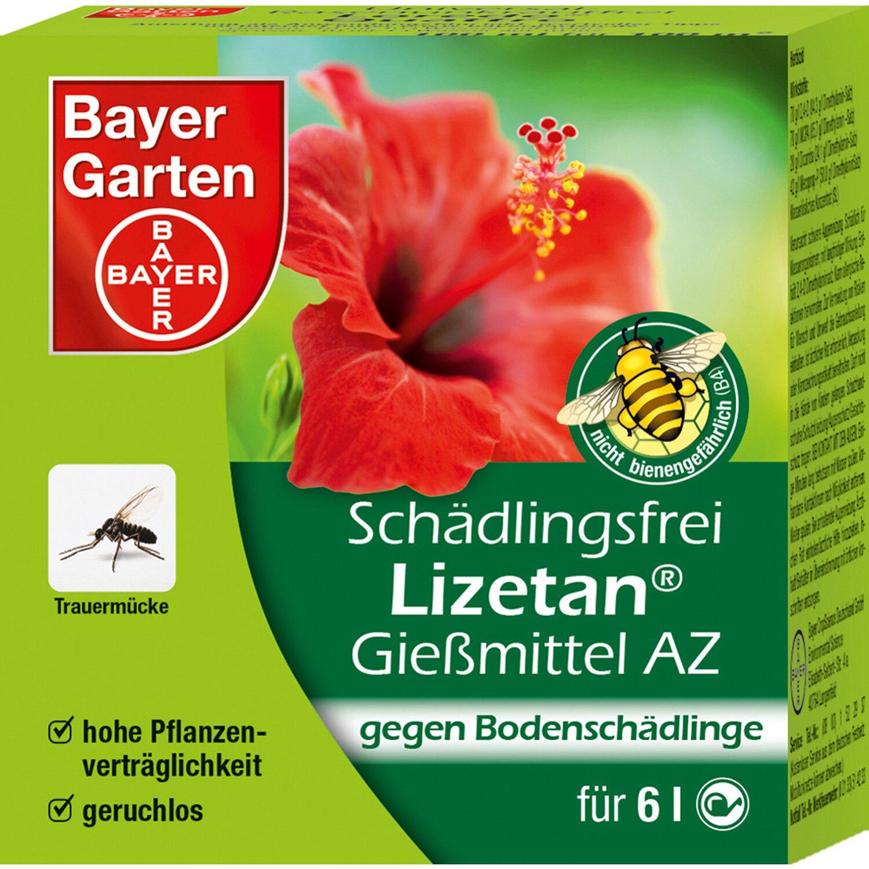 Bayer Garten Bayer Schädlingsfrei Lizetan Gießmittel AZ 30 ml