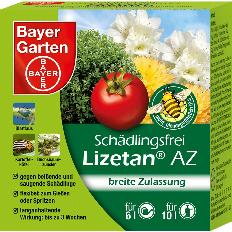 Bayer Garten Bayer Schädlingsfrei Lizetan AZ 30 ml