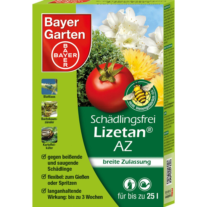 Bayer Garten Bayer Schädlingsfrei Lizetan AZ 75 ml