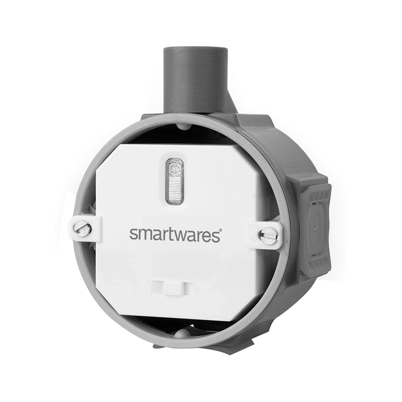 smartwares funk einbaudimmer sh5 tbd 02a kaufen bei obi. Black Bedroom Furniture Sets. Home Design Ideas