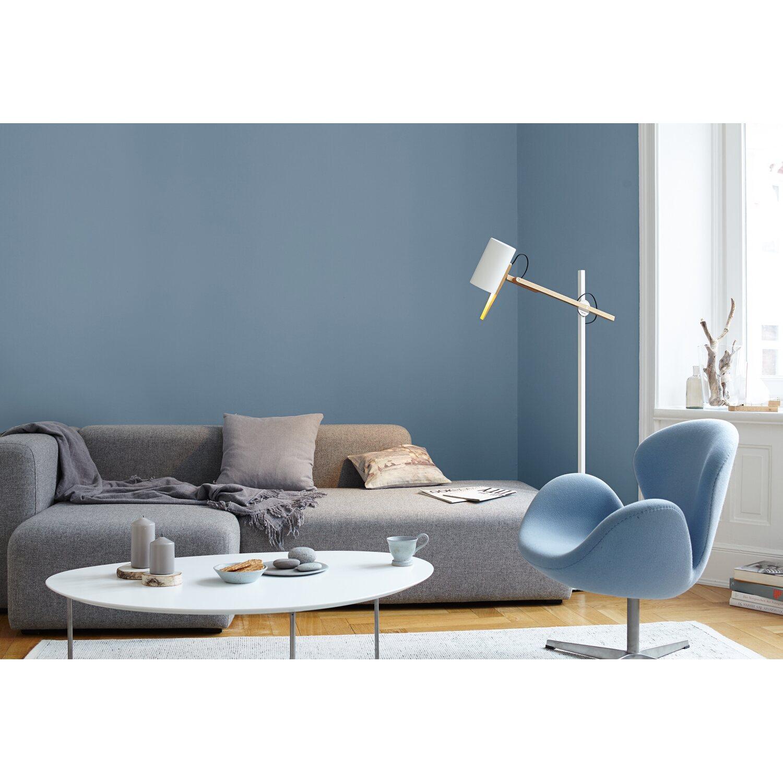 Alpina Feine Farben No. 14 Stilles Graublau Edelmatt 2,5 L