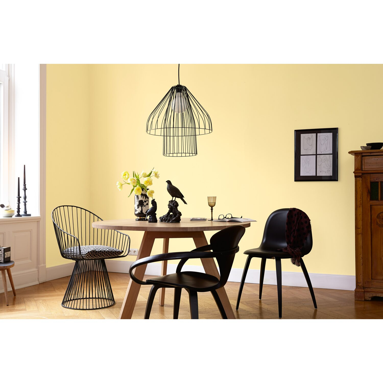 alpina feine farben no 31 zur ckhaltendes pastellgelb edelmatt 2 5 l kaufen bei obi. Black Bedroom Furniture Sets. Home Design Ideas