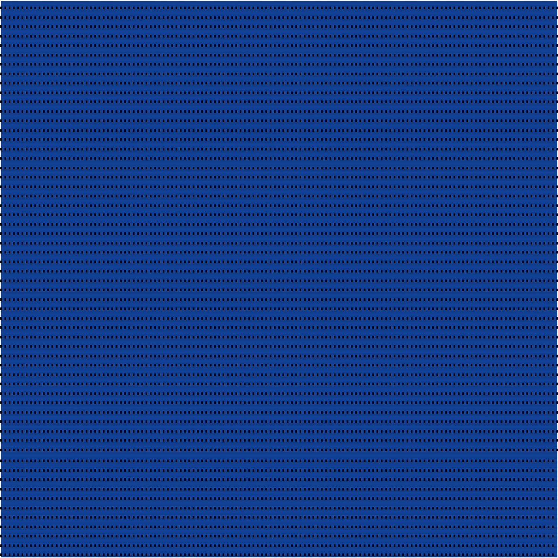 Badezimmer-Matte Uni Blue 65 cm x 200 cm günstig online kaufen