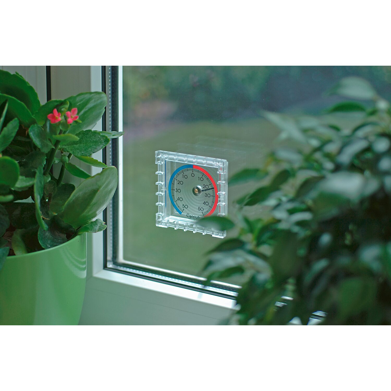 obi fenster thermometer acryl kaufen bei obi. Black Bedroom Furniture Sets. Home Design Ideas