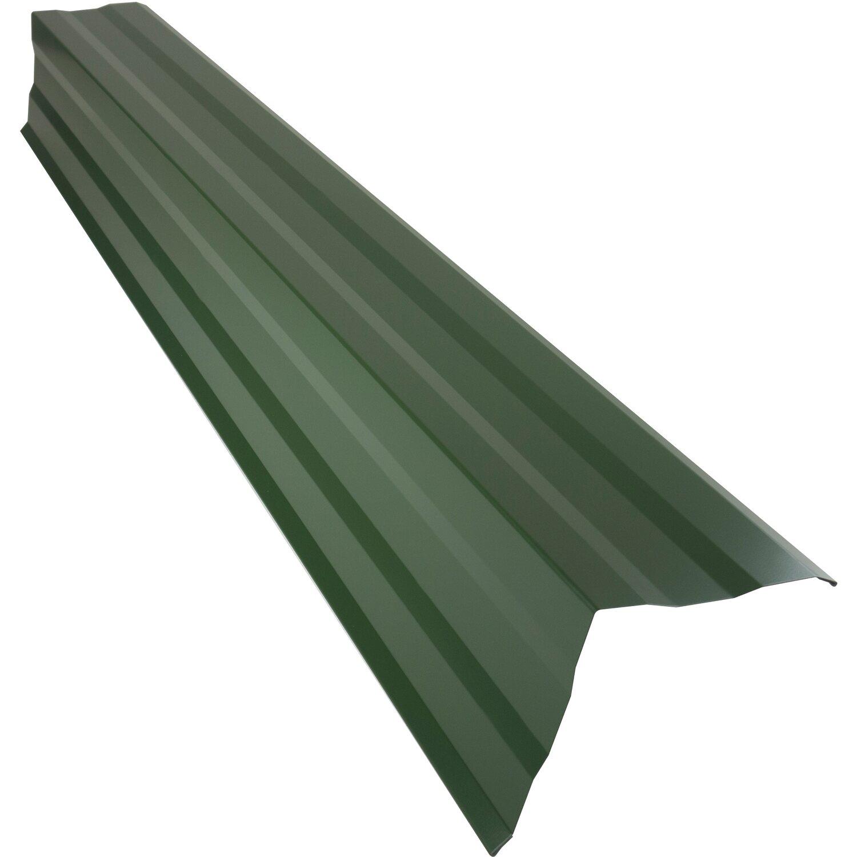 3 Meter Anthrazit Fürs Dach Regenrinnen & Zubehör Aluminium Dachrandprofil Zuschnitt 333 Mm