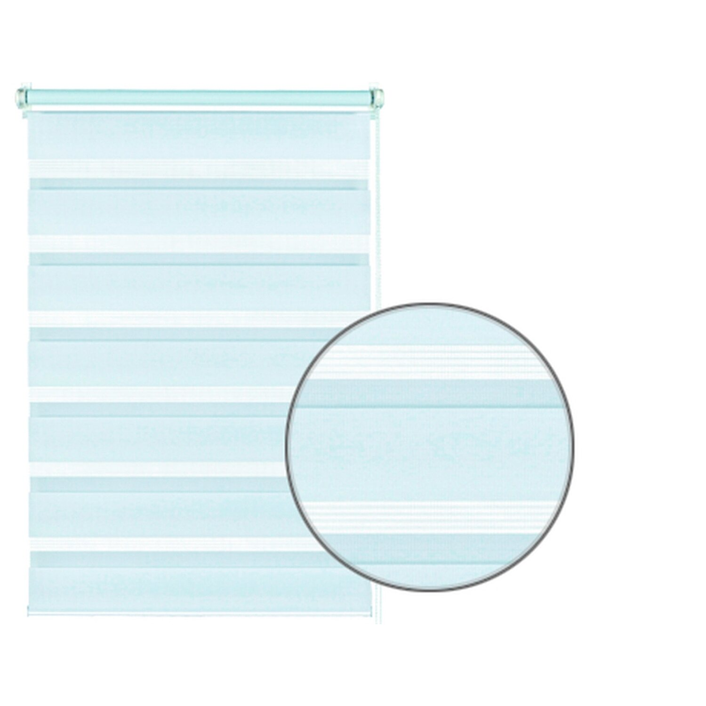 gardinia easyfix doppelrollo 100 cm x 150 cm wei kaufen bei obi. Black Bedroom Furniture Sets. Home Design Ideas