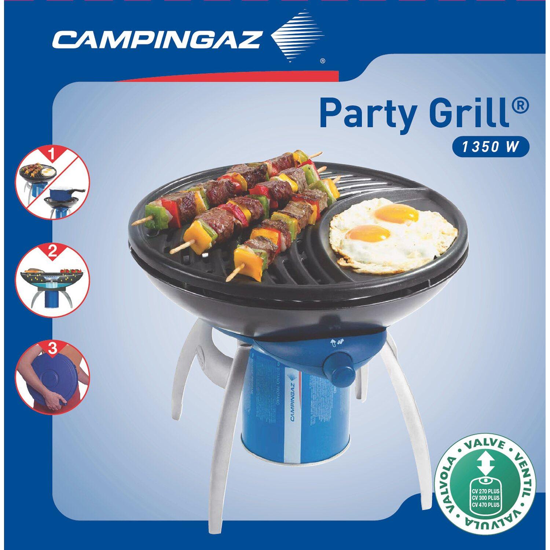 campingaz party gas grill kocher kaufen bei obi. Black Bedroom Furniture Sets. Home Design Ideas