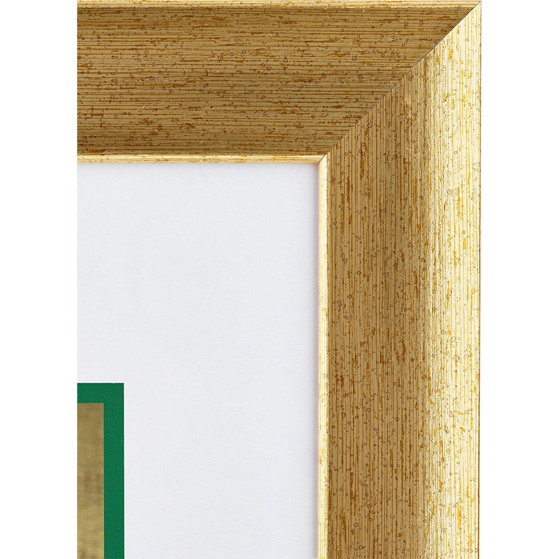 OBI Holz-Bilderrahmen Gold 50 cm x 60 cm kaufen bei OBI