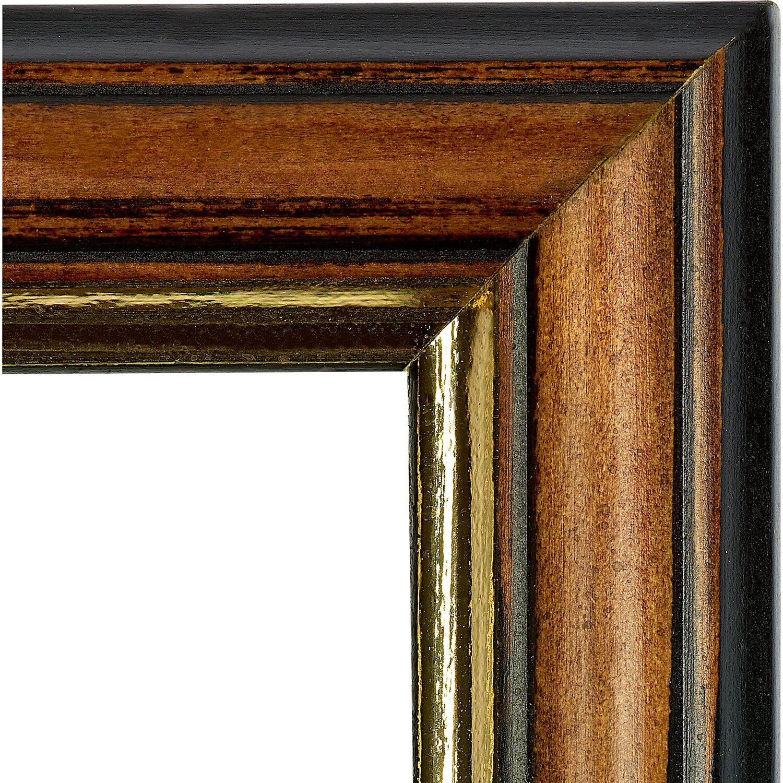 obi holz bilderrahmen nuss gold 10 cm x 15 cm kaufen bei obi. Black Bedroom Furniture Sets. Home Design Ideas