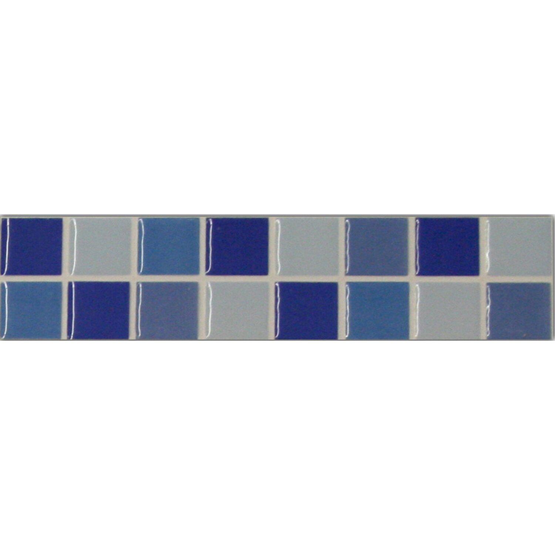 Sonstige Bordüre Parchis Azul 5 cm x 20 cm