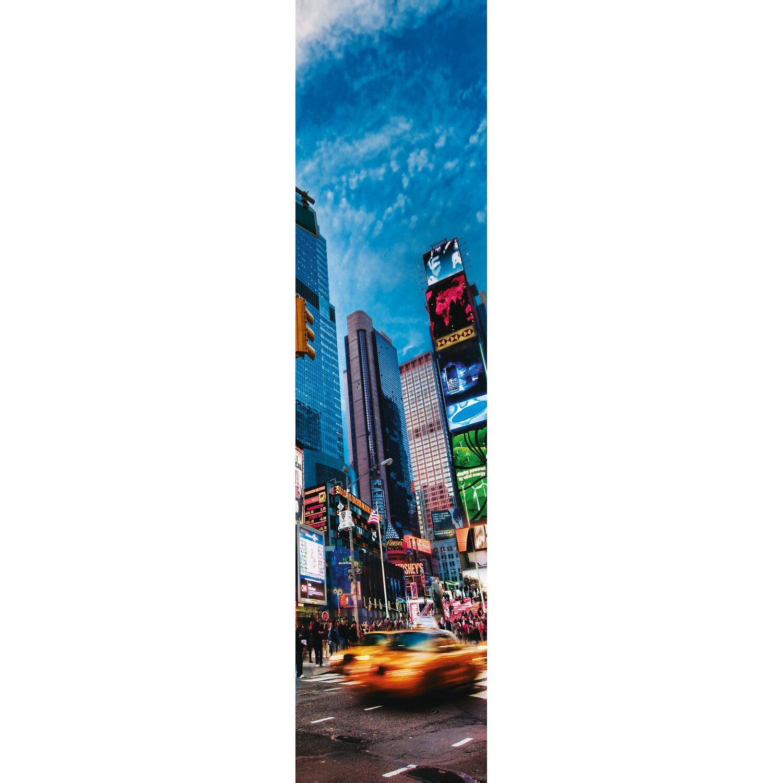 Bennetti  Schiebevorhang Voile Multicolor 60 cm x 245 cm