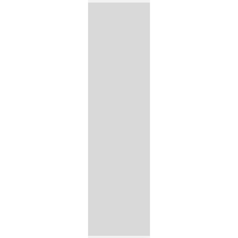 Bennetti  Schiebevorhang Voile Weiß 60 cm x 245 cm