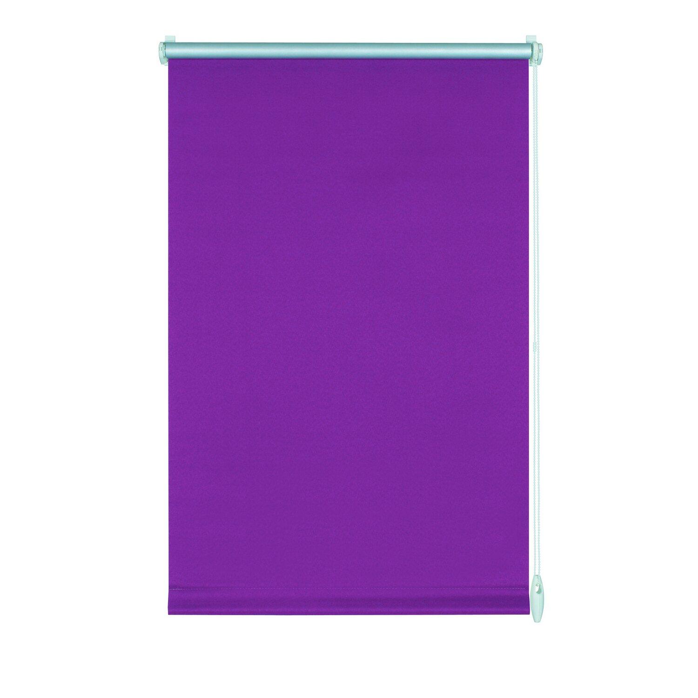 gardinia easyfix rollo thermo 120 cm x 150 cm lila kaufen bei obi. Black Bedroom Furniture Sets. Home Design Ideas